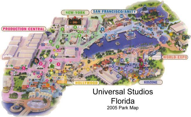 Universal Studios Florida Florida Theme Parks com